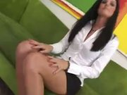 India Summer is an extremely cool babe for getting laid with