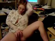 Lesbians masturbate and please each others cunts