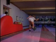 Viktorie Likes To Play With Cock Balls & Bowling