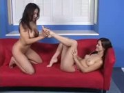 Lesbian Chicks In Foot Fetish
