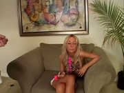 Fingered And Pounded Keri Sable Asks For More Jizz