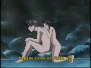Wet Blowjob & Roght Screwing In Anime Cartoon