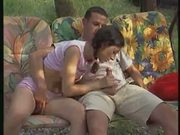 Sibel Kekilli Is An Outdoors Slut With Hunger For Cock