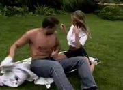 Most Natural Screwing On A Lawn With Russian Slut