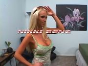 Nikki Benz Is Picked Up Outdoors And Roughly Screwed In The Apartment