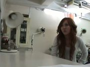 Voyeurcam at the perverted gynecologist at 5ilthy