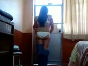 Romanian Teen Doggystyle Quickie at 5ilthy