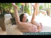 Natalie Adult Long Labia And Stretching