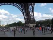 Eiffel Tower public sex 