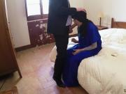 Arab amateur masturbation and hijabi arab blowjob 21 yr old refugee