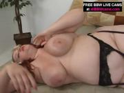 Fat Redhead Babe Nails Big Dark Penis