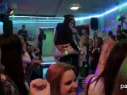 Hot kittens get fully silly and undressed at hardcore party