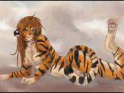 Hot Furry Toon Fantasy Characters!