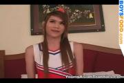 Cheerleader Tgirl!
