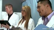 Gorgeous Hottie Screwed By Doctor