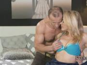Mature lady ass licked and cunt fucked
