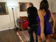 Raylene Takes A Hard Sack Session