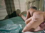 Horny GF Nicole Bexley fucked in her pussy and ass
