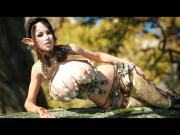 Scary Orc Fucks 3D Busty Elf!