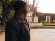 Sucking a big black dudes big thick dick deep throat