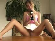 Toying With A Bottle