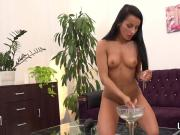 Beautiful czech babe lexi dona pleasures and orgasms