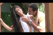 Naughty Wife Blows And Bangs Shaft Outdoors