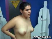 Amateur ganbang with anal and facial cumshots