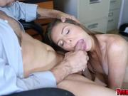 Mega hot babe Shyla Ryder fucked in her tight asshole