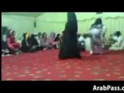 Arab Chicks Twerk At An Event