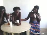 Black Teens Shaking Their Ass