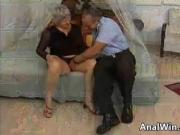 Anal For A Fat And Old Woman