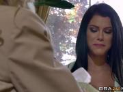 Jessa Rhodes and Peta Jensen get banged by one handsome stud