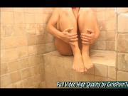 Brunette Amateur Fully Naked Abigail