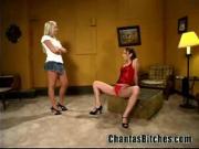 Hot Girl Got Rough BDSM Punishment!