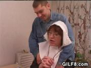 Old Nun Really Wants To Try Sex