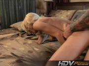 Blonde Monique Fuck and Cumshot