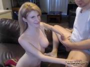 Beautiful Amateur Webcam Blond BlowJob - StreamBeauties.com
