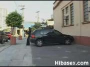 Arab street hooker - Karine