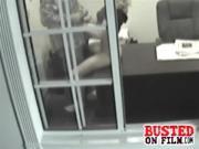 Clueless Neighbors Busted Having Sex Inside Building