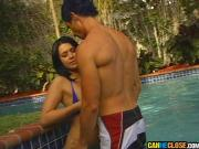 Eva Angelina goes on a date