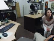 Nasty housewife banged by nasty pawn guy at the pawnshop