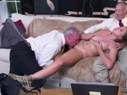 Black girl with big tits fucks white guy and old young lesbian