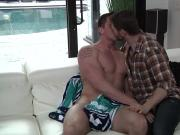 Jake Wilder fucks a big boy in his tight asshole
