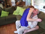 Matured cock ravaging on Molly Mansons stretched pussy
