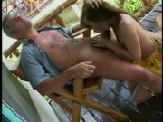 Hot Chick Gets Extremely Hammered By This Long Boner Shamelessly
