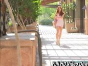 Melody enthusiastic supercute girls who ends up charming everyone at FTV