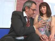 Nice schoolgirl was tempted and banged by her older teacher