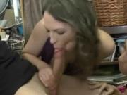 Three Girls Suck Dick And Eat Pussy In Money Talks Stunt