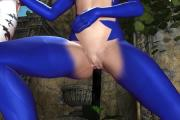 Animated Chicks Pleasure Rods